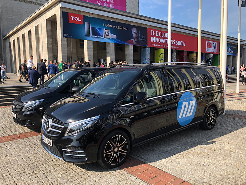Messe Transfer Berlin Messe Shuttle