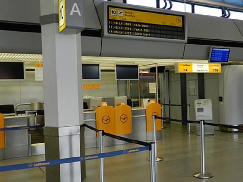 Flughafen Tegel Berlin Transfer