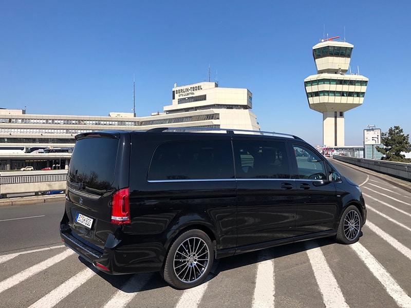 Flughafen Transfer Tegel